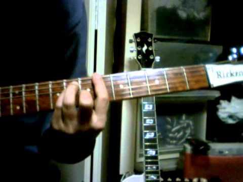 guitar chord demo Rich Kids - Young Girls - YouTube