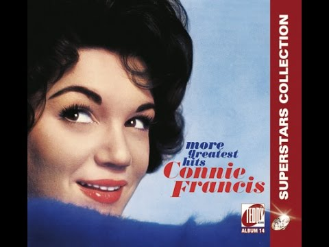 CONNIE FRANCIS - Guaglione - CDs TEDDYRECORDS RECLAM !