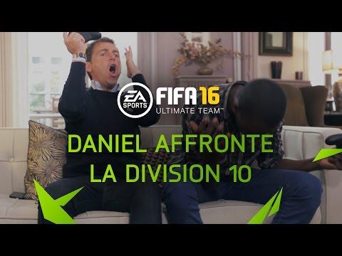 FUT 16 - Daniel affronte la Division 10 !