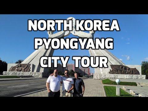 North Korea - Pyongyang City Tour
