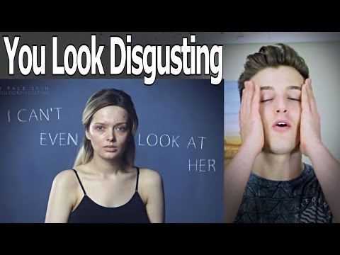 You Look Disgusting Reaction