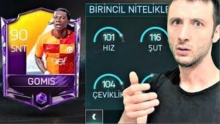 ÜCRETSİZ 90 GEN GOMİS ALDIM !! Fifa Mobile