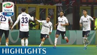 Milan - Bologna 0-1 - Highlights - Giornata 18 - Serie A TIM 2015/16