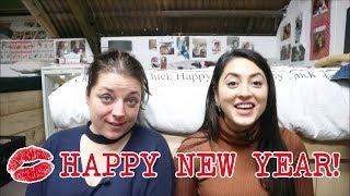 Madilia Vlog | #34 | Happy New Year! - UTOPIA (NL) 2018