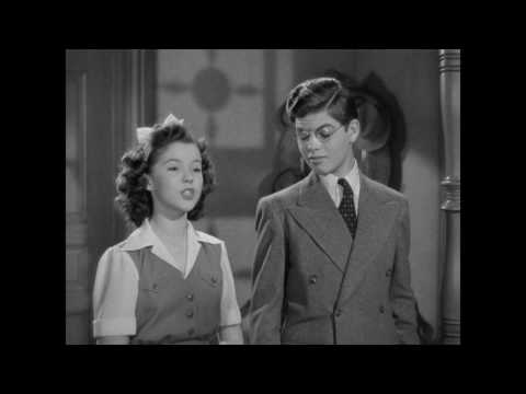 Miss Annie Rooney 1942 Jitterbug  wShirley Temple