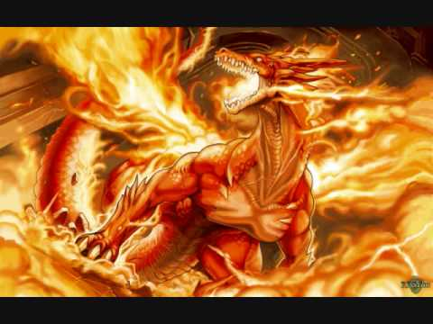 giant giant fire dragon vs ice dragon - photo #21