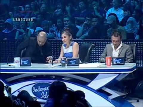 Dera Indonesian Idol 2012 - Leaving On the Jetplane (o.a. Chantal Kreaviazuk)