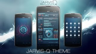 "JARVISQ ""Ironman Theme"" - Tutorial (Android)"