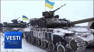 Kiev's Army is Ready for Donbass Offensive: 20,000 Soldiers With Support Systems Called Up!