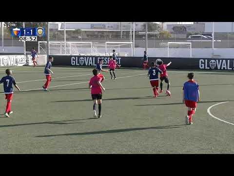 Alliance U12s vs CF Museros | 1st Half