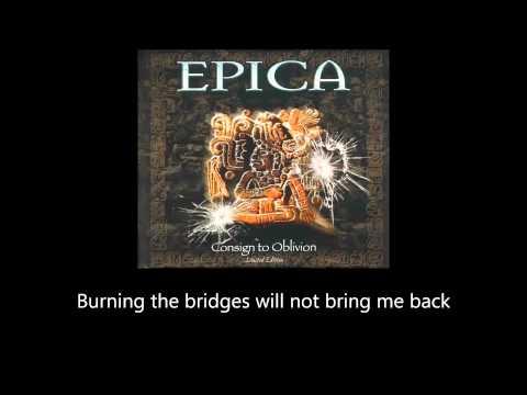 Epica - Solitary Ground (Lyrics)