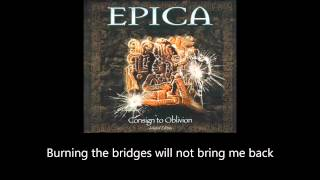 Epica Solitary Ground Lyrics