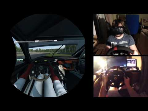 Raceroom Racing Experience VR - A great Free Ride