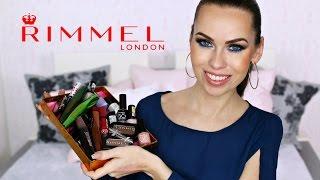 Kosmetika Rimmel | Moje top produkty značky Rimmel