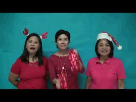 Ateneo de Manila University's Central Administration 2017 Christmas AVP