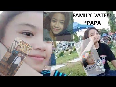 Happy Family Date////*insert Papa*////