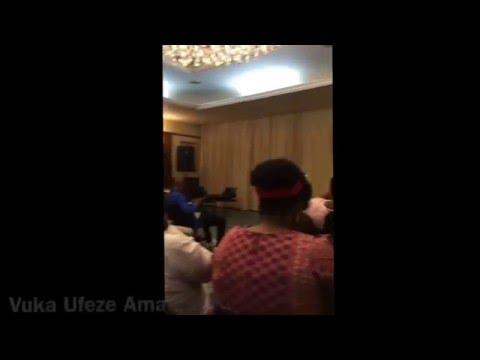 Vuka Ufeze Amaphupho - Scelo Mpungose