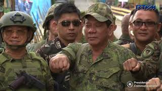 Visit to Marawi City 9/11/2017