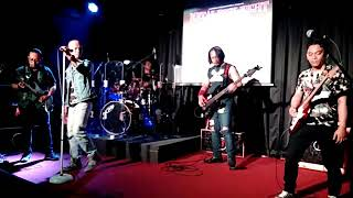 Download lagu Kuku Besi -Crossfire- Cover by Cronology Band live at Metal Rock Nite 11/8/2018-