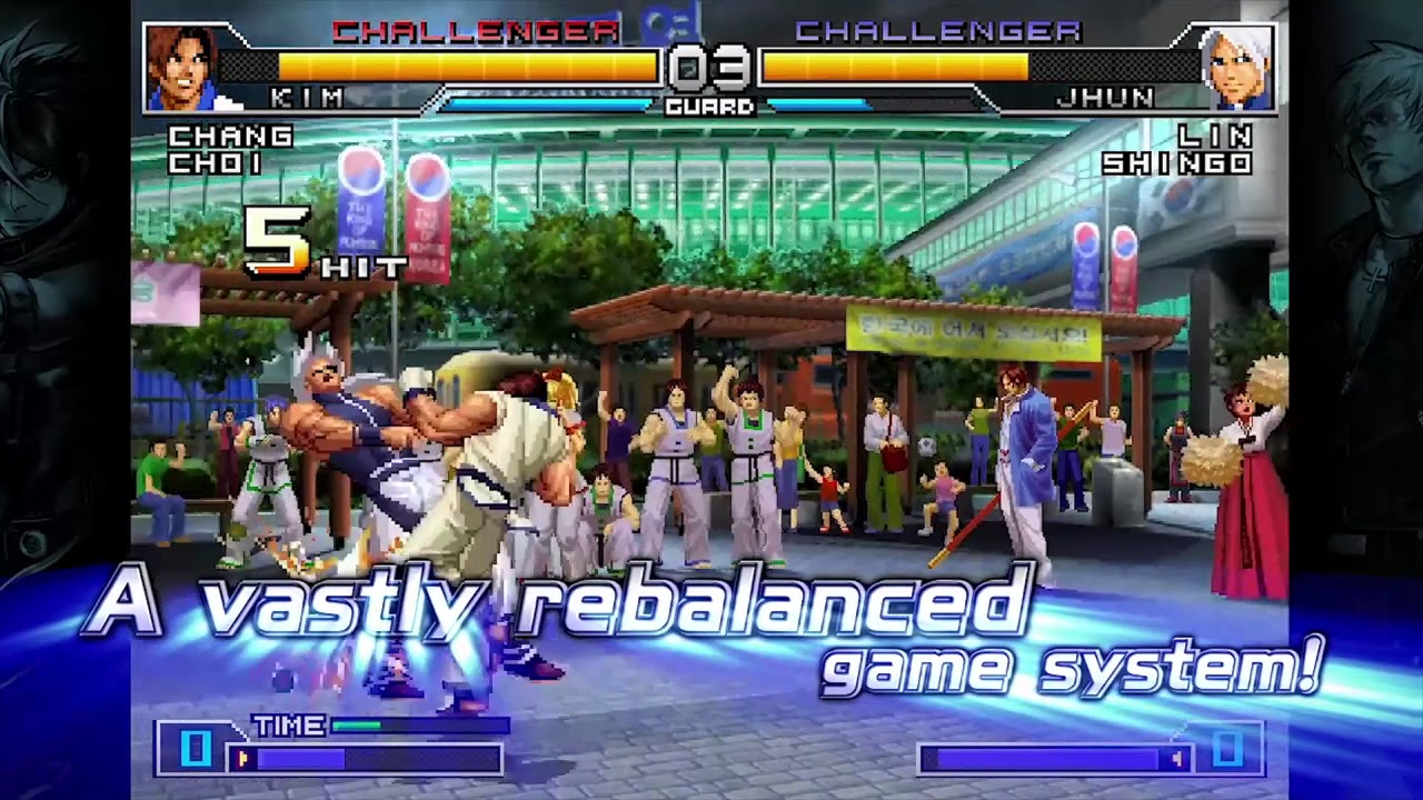 The King Of Fighters 2002 Unlimited Match On Gog Com