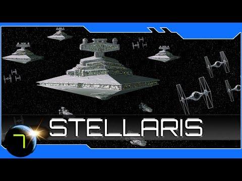 Stellaris - Star Wars Mod - Preparing for War #7-  4x RTS