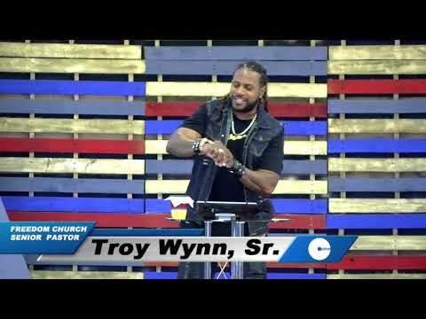 GOD'S PLAN {PART 1} /  ELEVATION, TRANSFORMATION, EMANCIPATION ... FREEDOM CHURCH