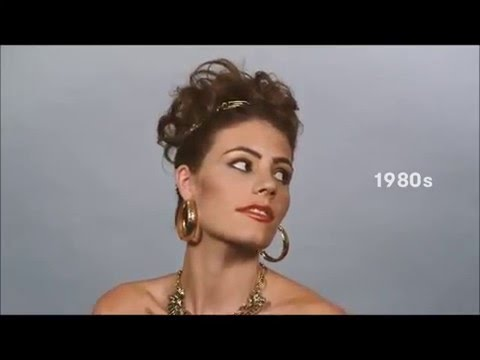 100 anni di moda italiana in 1 minuto!