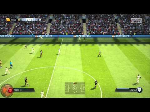 Fifa 15 Ultimate Team Demo PC Gameplay *HD* 1080P Max Settings