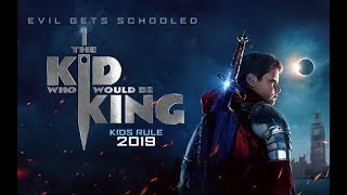 The Kid Who Would Be King   Official Trailer HD :| New Movies Trailer 2019