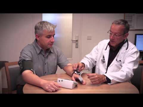 Kontinuierliche nicht-invasive Blutdruckmessung ohne Manschette mit der SOMNOtouch NIBP