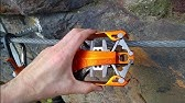 Klettersteigset Vitalink Simond : Klettersteigset test lacd oder edelrid youtube