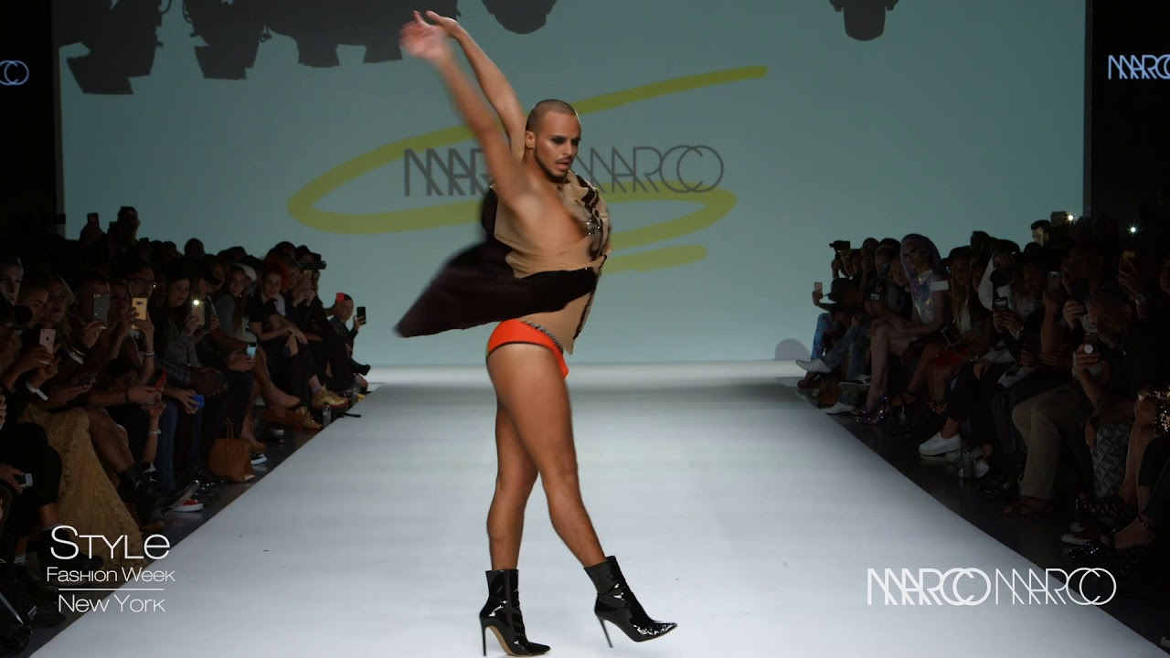 Marco Marco S S 39 18 At Style Fashion Week New York Youtube