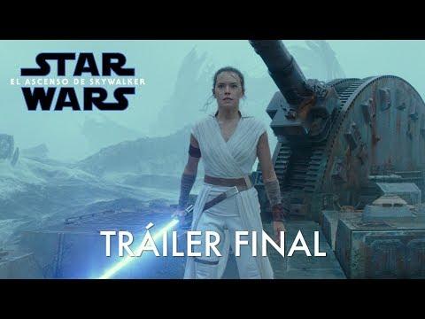 Star Wars: El Ascenso de Skywalker – Nuevo Tráiler Oficial (Subtitulado)