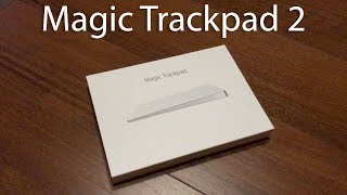 обзор Apple Magic Trackpad