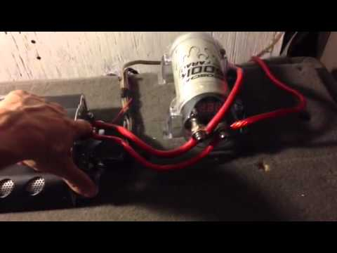 amp capacitor wiring how to hook a capacitor up how to hook a capacitor up pkg soundstream scx4 farad capacitor 4 gauge amplifier wiring