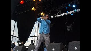 Gambar cover Deftones - Be Quiet And Drive / Headup (Live at Pinkpop 1998) [HD - Great Quality]