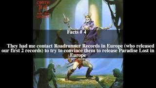 Paradise Lost (Cirith Ungol album) Top # 6 Facts