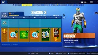I Played Season 8 Using Hacker's in Fortnite!