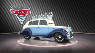 Cars 2 : Vidéo Showroom de La Reine- Le 27 juillet 2011 au cinéma