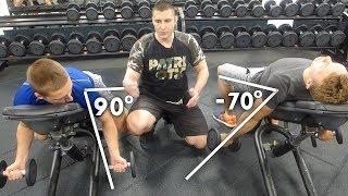 Analiza 2 ćwiczeń na bicepsy | Patenty Działają