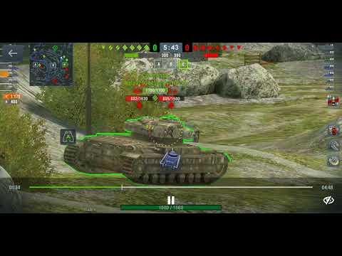 WoT Blitz ИС-3 мастер+ снайперская игра