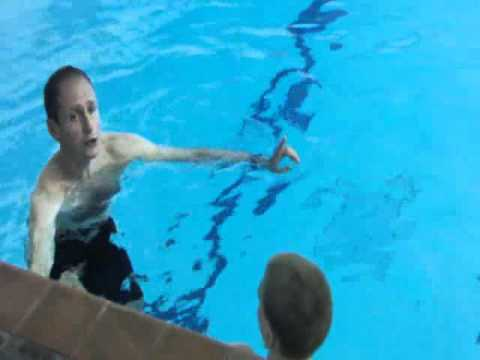 scottishathletics Endurance Development Day, 1st April 2012: Underwater Swimming and Aqua Running 1