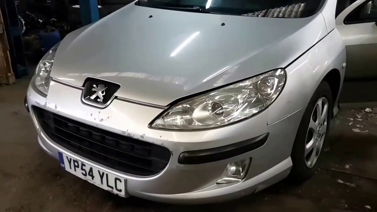 how to change cigarette lighter fuse peugeot 407 [ 1280 x 720 Pixel ]