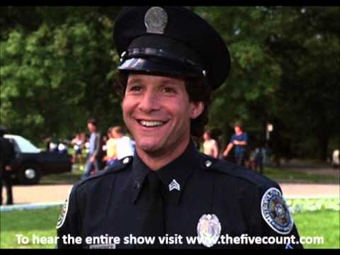 Police Academy - Steve Guttenberg Interview