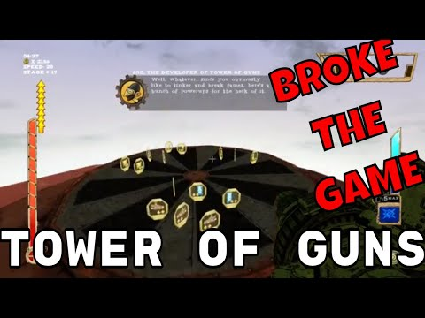 I Love Tower of Guns! - Breaking the Game |