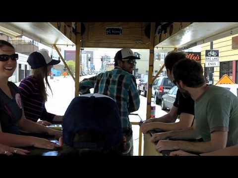 Thrillist - Denver Pedal Bar - Denver, CO