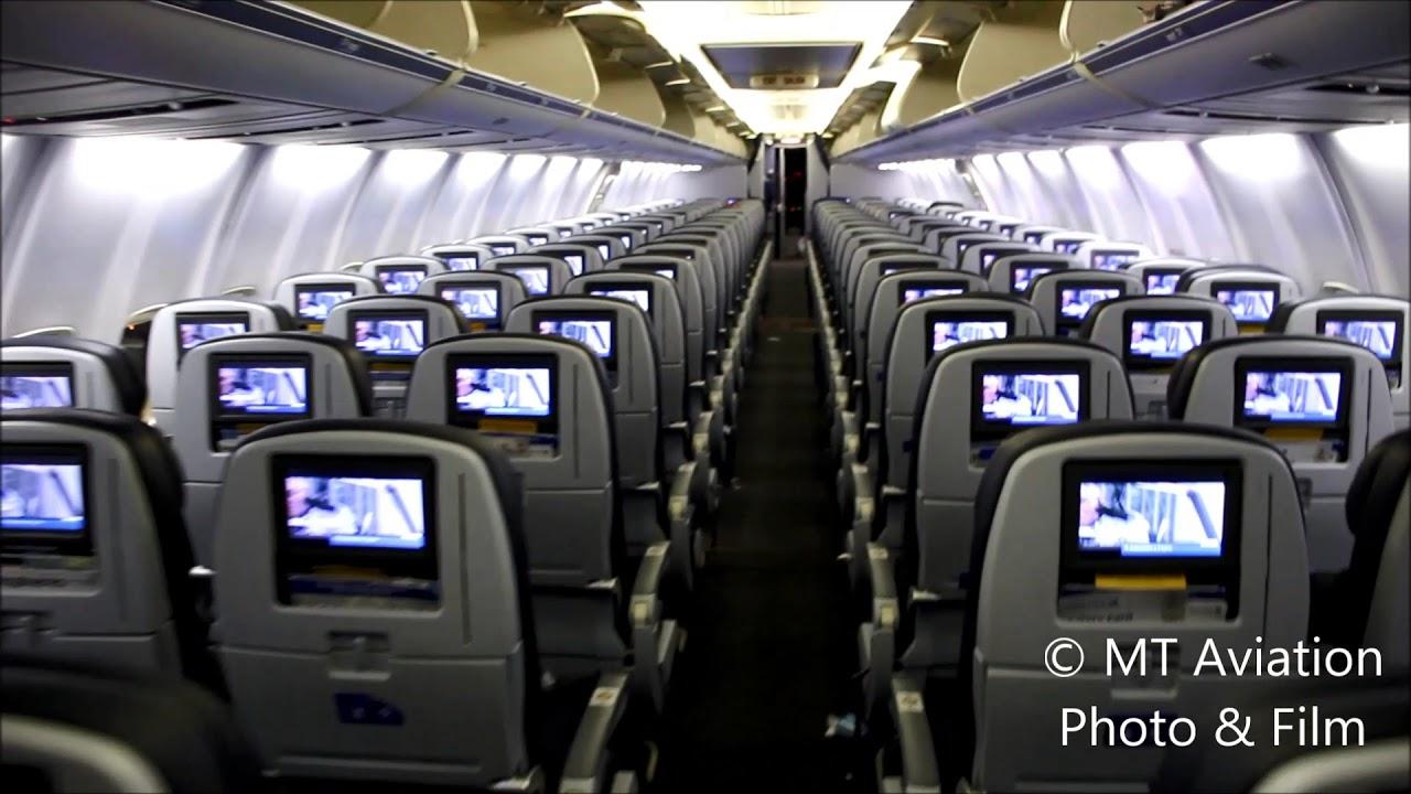 United 737 700 Cabin Tour V3