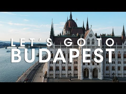Let's Get to Budapest! - Paris to Budapest Travel Vlog