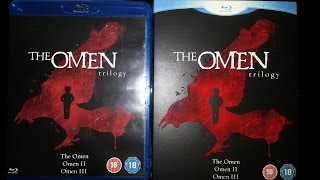 The Omen Trilogy Blu-Ray Box Set Product Review