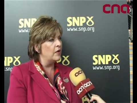 Interview with Fiona Hyslop
